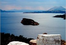 Travel - Greece... Been there, seen that! / I love Greece, especially Santorini.  The colour of the water