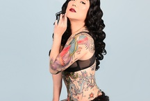 tattoo / by Margaret Cho