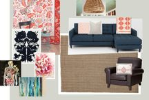 Living Rooms / by Brittany Parrott