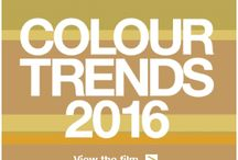 color / color inspiration / color trends