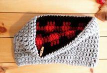 Crochet reversible