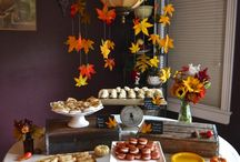 Roundup Post: Fall Baby Shower Ideas