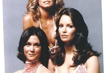 Charlie's Angels Inspiration / Inspiration board for a Charlie's Angels themed photo shoot