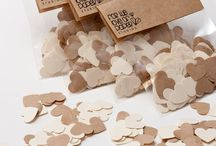 #confetti / Laser cutting is an amazing opportunity to cut unlimited confetti shapes with no tooling required.