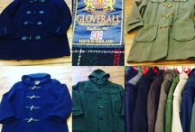 men's vintage duffle coats