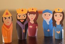 Purim Crafts