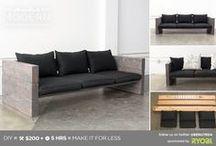 Мебель DIY