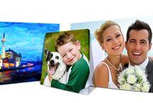 Cadoul perfect -  tabloul canvas / Tablou canvas personalizat