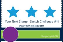 Your Next Stamp Sketch Challenge