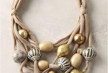 big beaded jewellery
