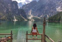 Top Seen / Die schönsten Badeseen weltweit.