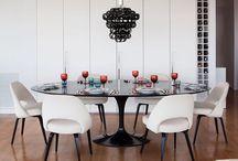 Saarinen Tulip Tables