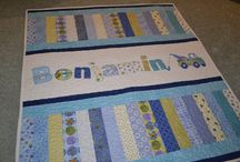 Sewing - baby quilt
