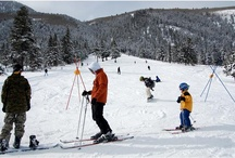 Winter in the San Juan Mountains / Winter scenes and things to do in the San Juan Mountains of southwest Colorado.