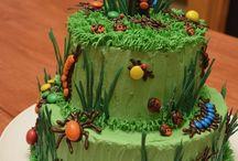 Milo cakes