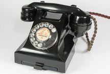 Vintage Bakelite Phones
