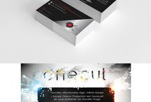 Brand Identity - Onecut Production
