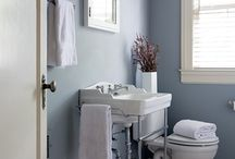 Bathroom (Lilac Romantic)