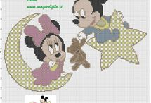 Schemi Punto Croce Più Visti del sito italiano / Gli schemi punto croce più visti del sito italiano  http://it.my-cross-stitch-patterns.com