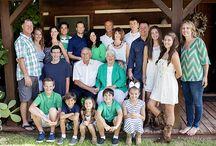 Family Photo Color Schemes