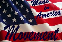 Go Union, Buy American Made!!! / Things manufactured in America