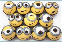 Despicable Me Party / by Courtney Osters