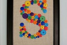 Buttons / by Debbie Williams