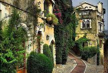 Calles y Casas