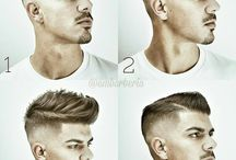 haircuts & clothes
