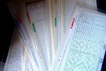 punchcard patterns