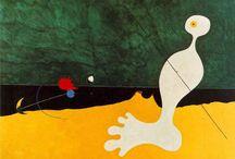Surrealisme ~ Joan Mirò
