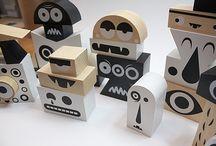 WOOD ROBOTS
