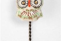 Owls / by Kristen Olivo