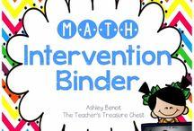 Maths Intervention