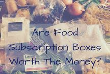 Monthly Subscription Boxes UK