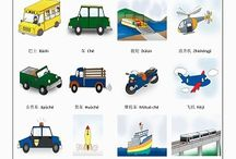 Chinese Flashcards / Chinese Flashcards for children. Learn Chinese easily with fun. Laminated Chinese Flashcards for children and younger learners.