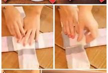how to fold socks the righ way