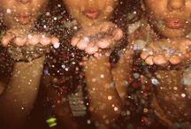 """Glitz & Glam / """"Everyone enjoys a little sparkle!"""""""