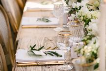 Greenery Wedding Trend Ideas / This year's biggest wedding trend!