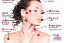 Safe Cosmetics / Produtos cancerígenos, nocivos
