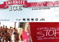 Smirnoff Ice  / Break the Ice Competition