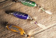 Fishing lures / by Linda Emad