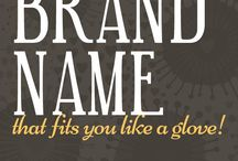 A Brand for Your Blog / A blog brand can really help make or break your blog. Tips and inspiration for DIY blog design.