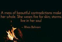 Rhea Behram