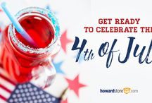 Fourth of July Celebration Ideas