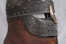 Cascos & yelmos medievales