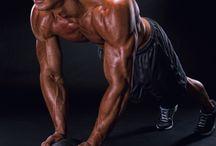 fitness moodboard