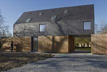 Nordic wooden houses / Pohjoismaista puutaloarkkitehtuuria