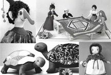 Platypusnow...  Vintage Platypus Patterns / Platypusnow...  Vintage Platypus Patterns.  Designs by Colette Wolff.  Exclusively at  http://www.clothdollmarket.com/cloth-doll-patterns/colette-wolff