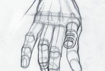 El çizimleri